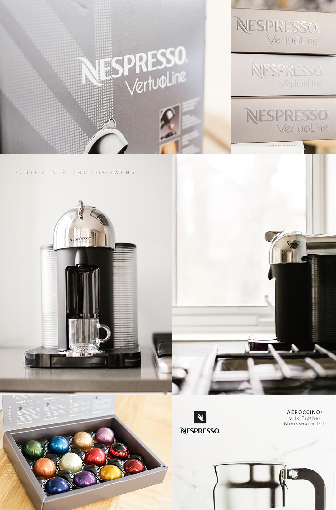 my nespresso machine leaks